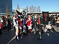 Cosplayers of Neon Genesis Evangelion at Comic Market 85 20131229.jpg