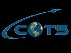 Commercial Orbital Transportation Services - Logo used for the COTS program