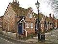 Cottages on Castle Street, Farnham - geograph.org.uk - 1202503.jpg