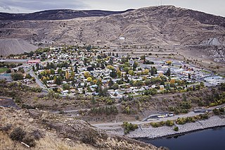 Coulee Dam, Washington Town in Washington, United States