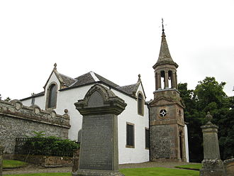 Coulter, South Lanarkshire - Coulter Kirk