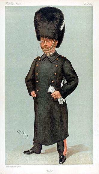 Lord Edward Gleichen - Image: Count Albert Edward Wilfred Gleichen Vanity Fair 13 January 1898