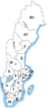 Counties of Sweden, SCB, letters.png
