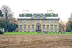 Croda International - The HQ of Croda International in the late 17th-century Cowick Hall, lying midway between West and East Cowick in the East Riding of Yorkshire