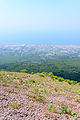 Crater rim Vesuvius view - Campania - Italy - July 9th 2013 - 04.jpg