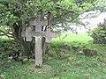Cross at Carnteel - geograph.org.uk - 166677.jpg
