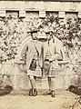 Crown Prince Frederick of Prussia and Prince Louis of Hesse.jpg