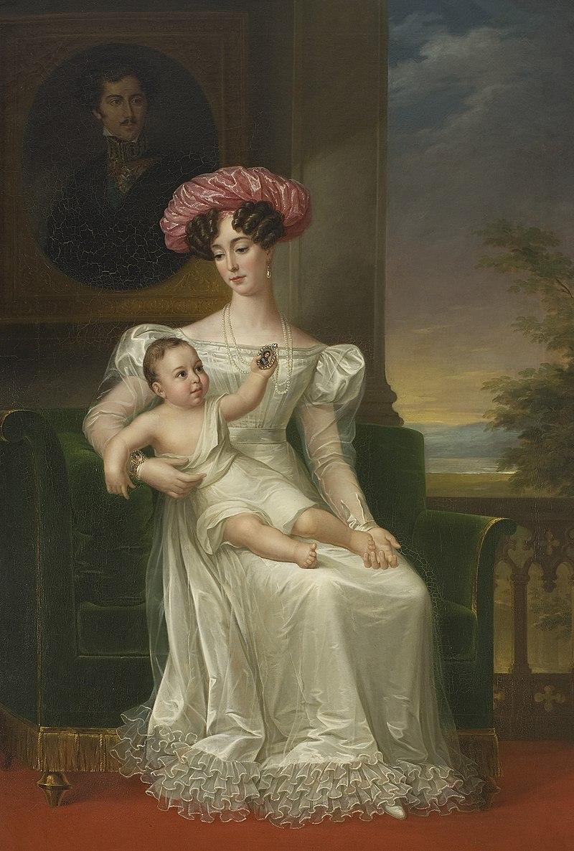 Crown Princess Josephine with eldest son.jpg