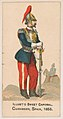 Cuirassier, Spain, 1853, from the Military Series (N224) issued by Kinney Tobacco Company to promote Sweet Caporal Cigarettes MET DPB874325.jpg