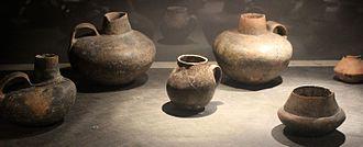 Prehistoric Italy - Gaudo culture pottery
