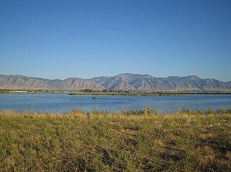 Cutler Reservoir - Image: Cutler reservoir kmf
