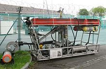 Remotely operated underwater vehicle - Wikipedia