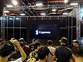 Cygames stage, Comic Exhibition 20170813.jpg