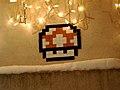 Décoration Noël Strasbourg champignon.JPG
