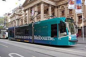 Image illustrative de l'article Tramway de Melbourne