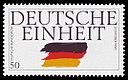 DBP 1990 1477 Deutsche Einheit