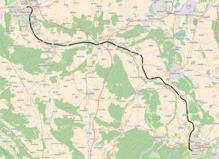 Hildesheim–Goslar railway