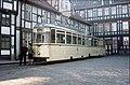 "DDR DDR HVG, Straßenbahn in Halberstadt, Endstelle ""Vogtei"" (6424150463).jpg"