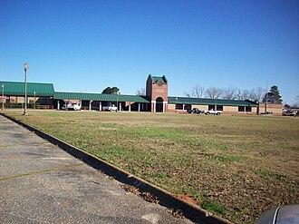 Daleville, Alabama - Daleville High School