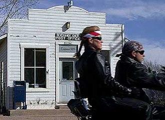 Severance, Colorado - Severance Post office