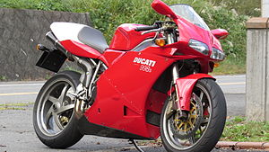 Ducati 998 - Image: DUCATI 998s