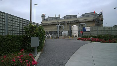 How to get to Donald Von Raesfeld Power Plant with public transit - About the place