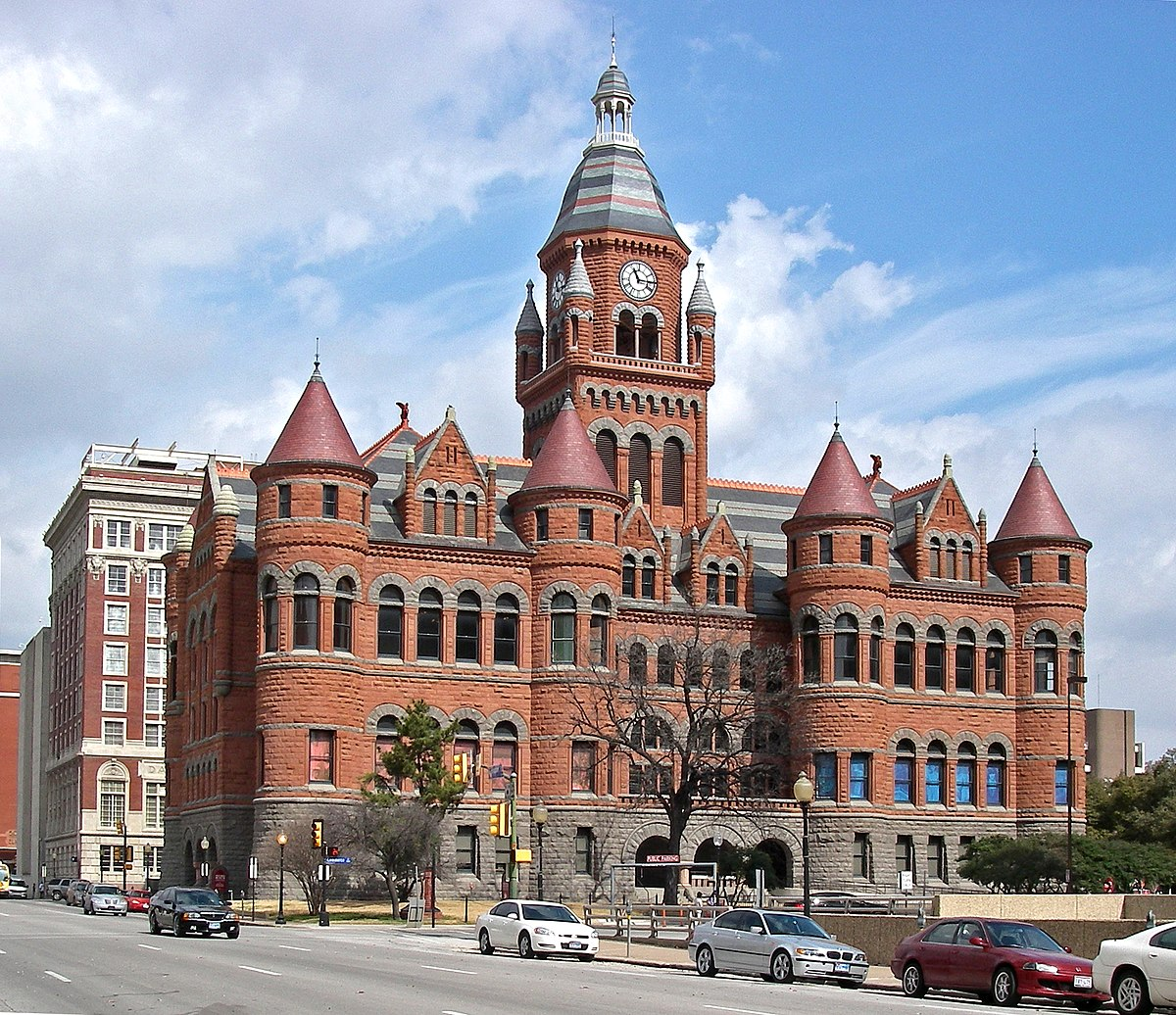 Dallas county courthouse texas wikipedia for The texas house