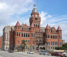 Dallas County Courthouse (Texas)