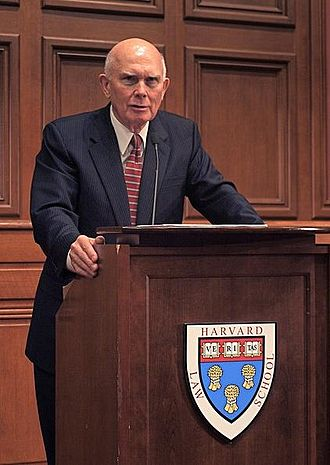 History of Brigham Young University - Dallin H. Oaks in 2010