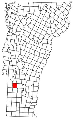 Danby, Vermont - Image: Danby vt highlight