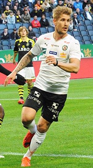 Daniel Björnquist - Image: Daniel Björnquist
