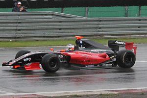 Daniel McKenzie (racing driver) - Daniel McKenzie at the 2011 Nürburgring World series by Renault round