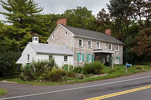 Woodbury Township, Blair County, Pennsylvania - The Daniel Royer House, a historic site in the township