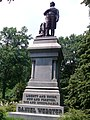 Daniel Webster statue in Central Park New York City.jpg
