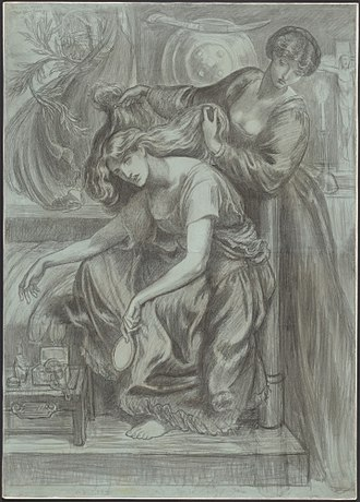 Emilia (Othello) - Desdemona's Death Song by Dante Gabriel Rossetti