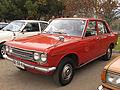 Datsun 1500 Deluxe Sedan 1972 (18656828851).jpg