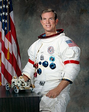David Scott - Image: Dave Scott Apollo 15 CDR