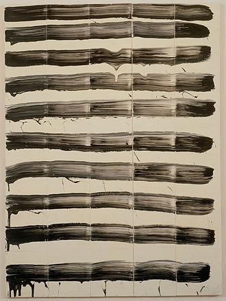 David Reed (artist) - Image: David Reed 90