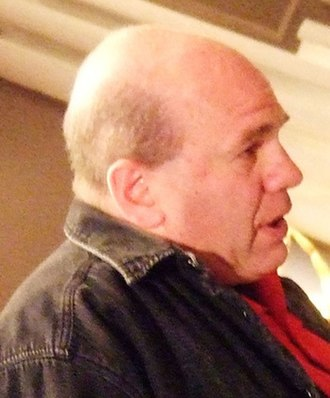 "Bop Gun (Homicide: Life on the Street) - David Simon (pictured) wrote ""Bop Gun"" along with screenwriter David Mills."
