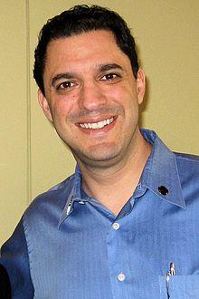 David Silverman-Apr 4 2011.JPG