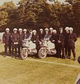 Day 307 - West Midlands Police - Historical image of police bikers from the 1970s (8147690420).jpg