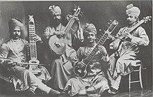 Traditions musicales dans Musique au coeur