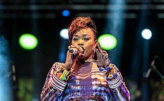 Oumou Sangaré Malian singer