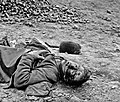 Dead soldier (American Civil War - Siege of Petersburg, April 1 1865) (2).jpg