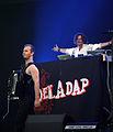 DelaDap feat Tania Saedi - Donauinselfest Vienna 2013 42.jpg