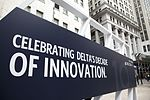 Delta celebrates 10 year re-listing anniversary (33589642524).jpg