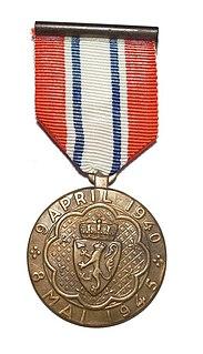 Defence Medal 1940–1945