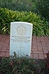 Deniliquin War Cemetery Headstone - Hobson.JPG