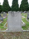 Denis Armstrong Wapshott RAF grave Southgate Cemetery (2).jpg