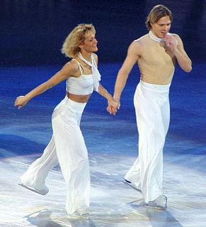Albena Denkova Bulgarian figure skater